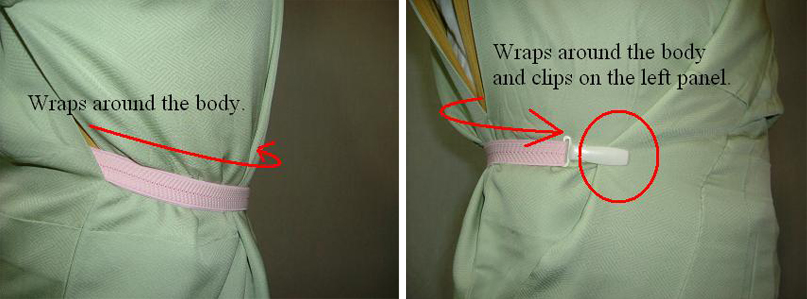 How to use a corin belt 2